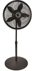 fans instead of air conditioning